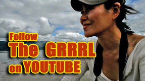 grrrltraveler on youtube
