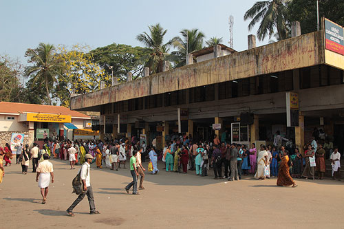 bus stations in india