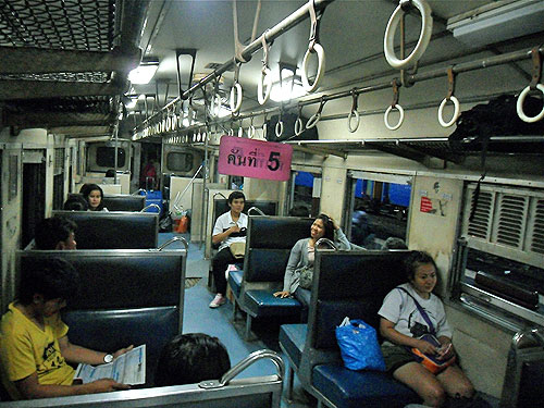 overland trains southeast Asia, train from laos to bangkok