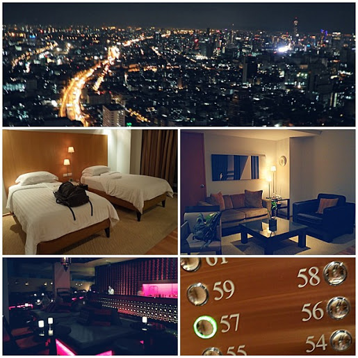 Lebua at State Tower Hotel, Skybar Bangkok, Bangkok's Best Hotels, The Hangover Film
