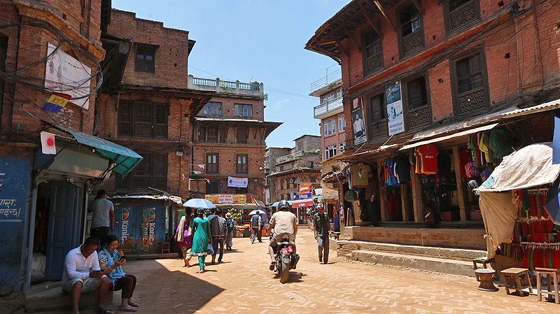 Bhaktapur, ancient city in Nepal, ancient kingdom nepal, unesco sites nepal