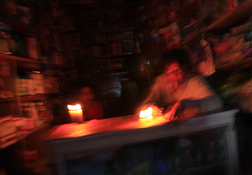 blackouts in nepal