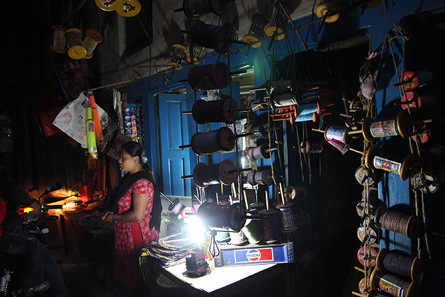 blackout nepal, blackouts in nepal
