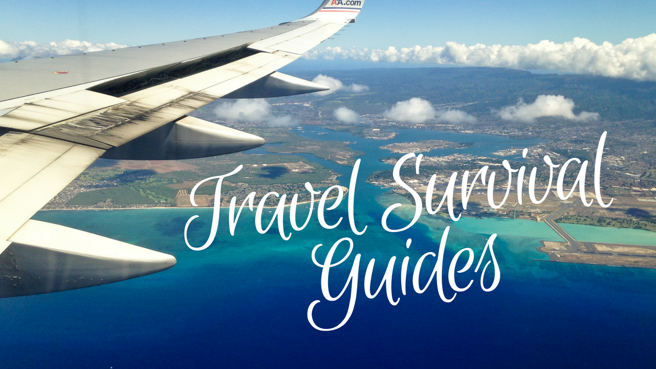 Free Travel Survival Guides, travel survival guides, destination guides