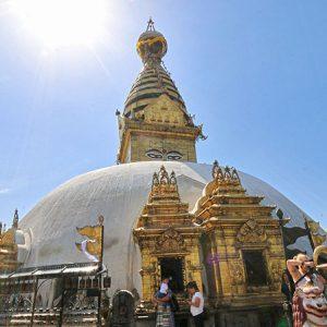 Swayambhunath Stupa, monkey temple Thamel, Monkey temple Kathmandu
