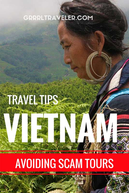 budget tour scams vietnam, vietnam budget tour scams, scams vietnam, vietnam travel scams, vietnam tourist scams