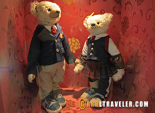 teddy bear museum jeju, teddy bears, jeju island sightseeing map, what to do in jeju island