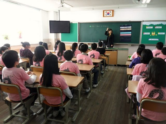 Model Schools in Korea: Classrooms Bred for Excellence ...