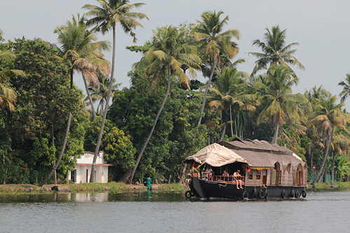 kerala Backwater Boat Cruises
