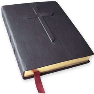Soft Covered Large Bible