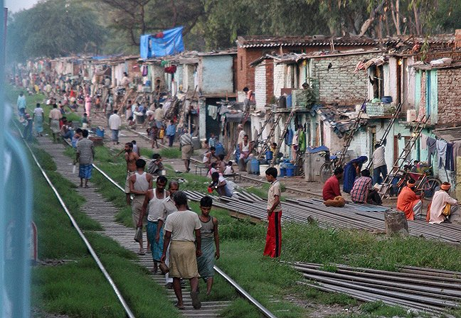 indian railway homes