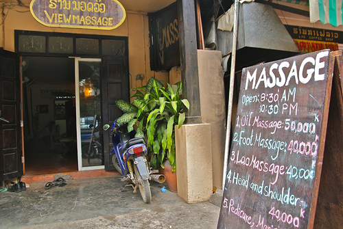 laos massages