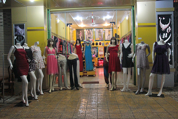 clothes in cambodia