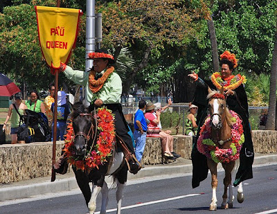 kamehameha floral parade, must see hawaii festivals and parades
