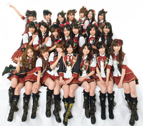akb48, most popular girl bands in Japan, otaku culture, fetishism in japan, sex in japan