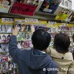 harajuku, idol shops, j-rock stores, where to buy j-rock posters in japan, must-see tokyo