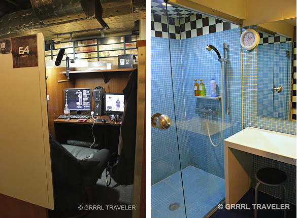 A Night At The Coolest Budget Stay In Japan The Manga
