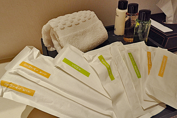 hotel toiletries, Executive Suites at Amari Hotel Bangkok, best hotels in bangkok, luxury hotels bangkok, top hotels bangkok