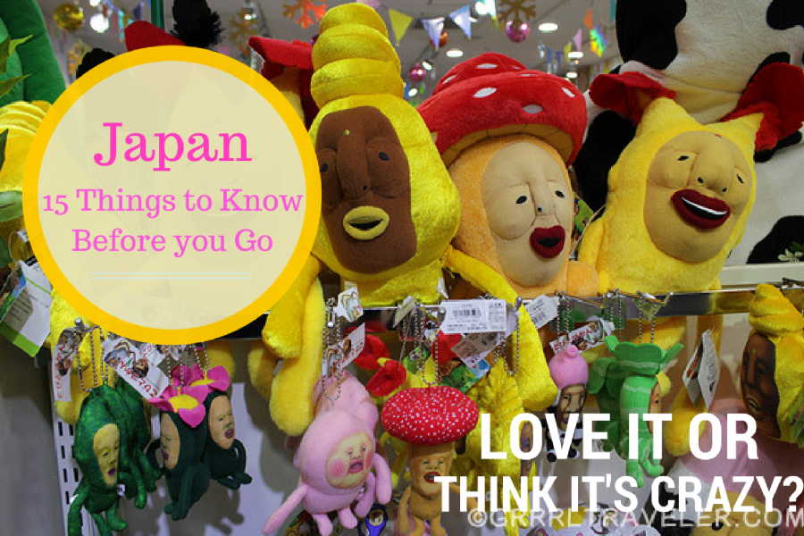 THINGS TO KNOW BEFORE YOU GO TO JAPAN, JAPAN TRAVEL GUIDE