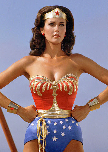 wonder woman lynda carter, wonder woman 70s