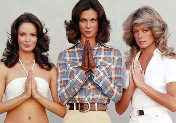 charlie's angels original cast, charlie's angels 70s