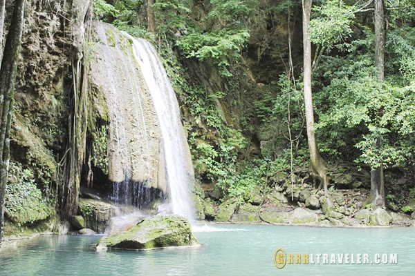kachanaburi erawin falls park, things to do and see in kachanaburi, kachanaburi tour guide