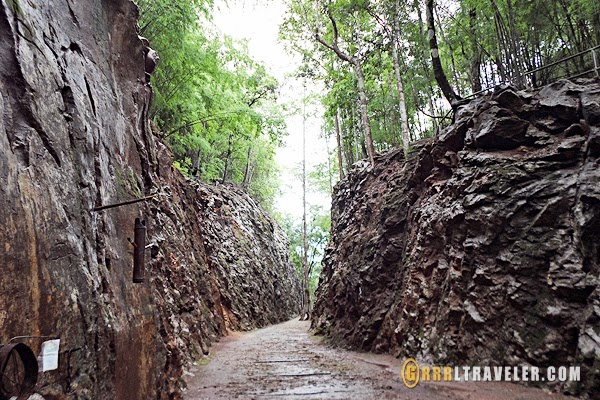 Hellfire Pass Museum, things to do and see in kachanaburi, kachanaburi tour guide