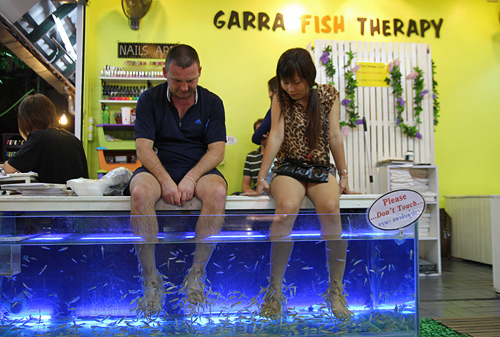 dr fish spa thailand