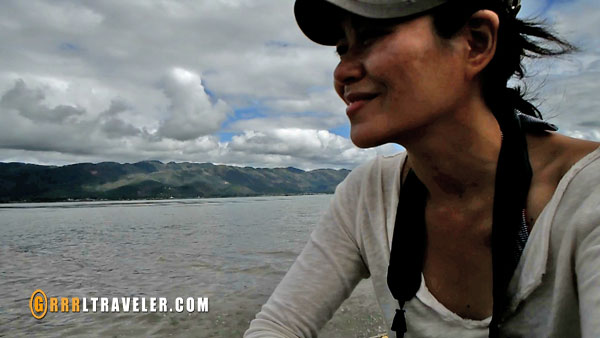 grrrltraveler, christine kaaloa camera operator, solo female travel blogger, solo female travel tips on youtube