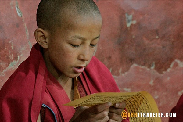 thikse-baby-monk