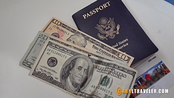protect your valuables when you travel, avoid pickpocketing.