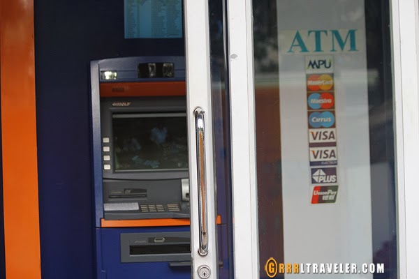 atms in myanmar