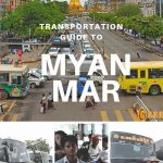 Transportation Guide to Myanmar, myanmar transportation