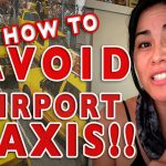 airport taxi costs, avoid airport taxis, taxi fees, airport taxi fees, transportation options