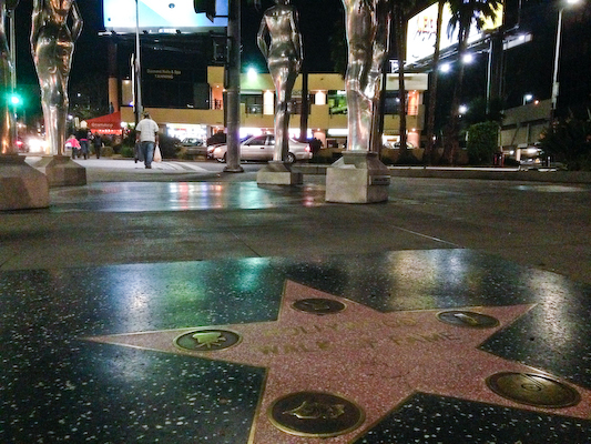 hollywood walk of fame, los angeles tourism, los angeles attractions