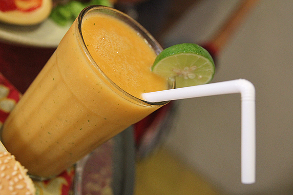 smoothie, bali vegetarian, ubud restaurants