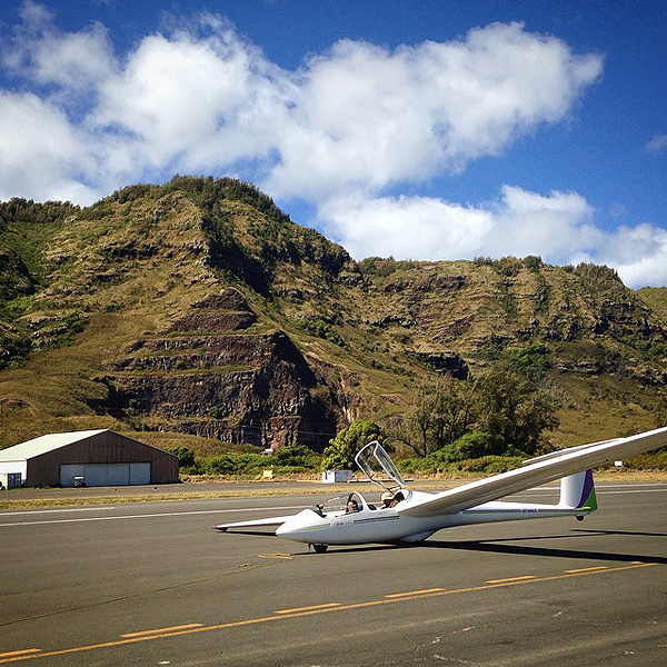 Dillingham Airport, glider planes hawaii, glider tours oahu