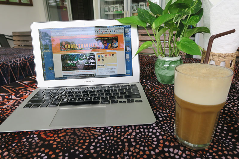 Creating a successful travel blog