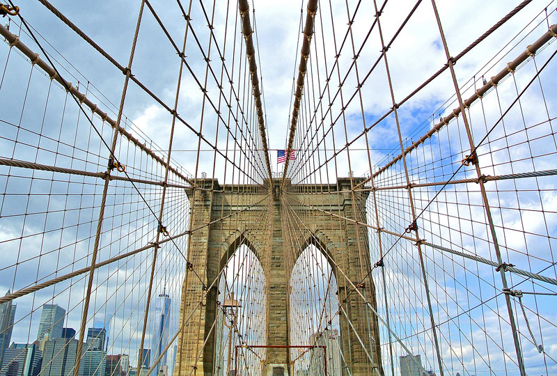 Brooklyn Bridge, Things to do in New York