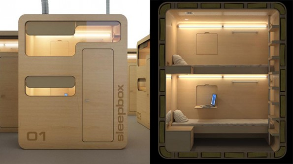 airport sleeping cabins, moscow airport sleepbox, moscow airport sleeping cabins
