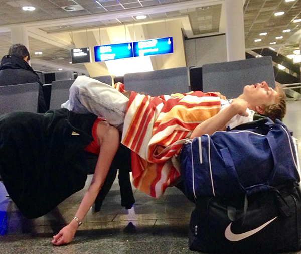 How to Survive Airport Layovers