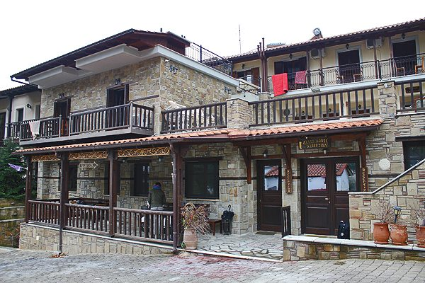 alsos house meteora, meteora accommodations