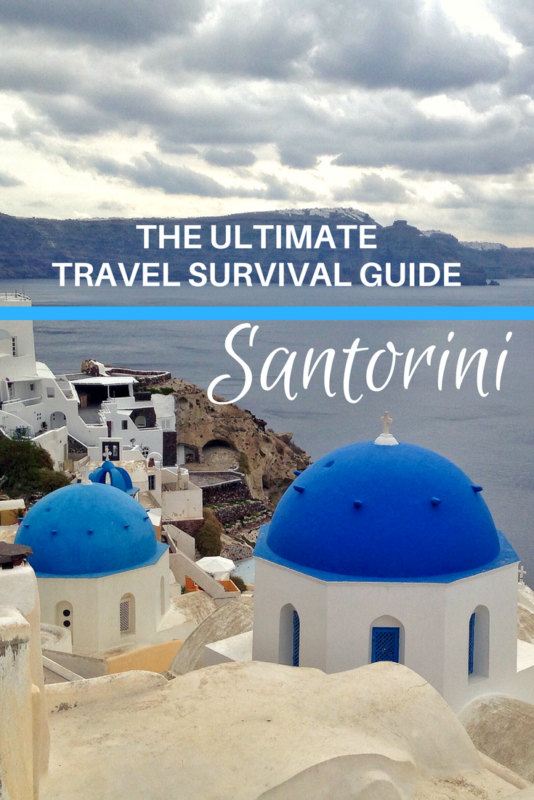 Ultimate Travel Guide Santorini , travel guide santorini