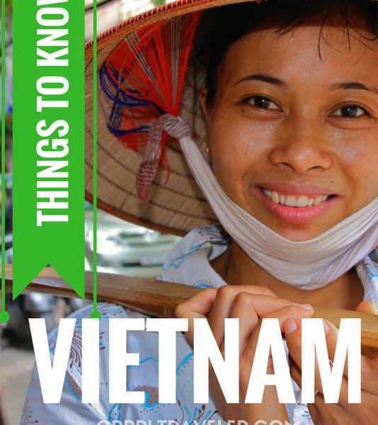 Things to Know Vietnam Travel, essential travel tips vietnam