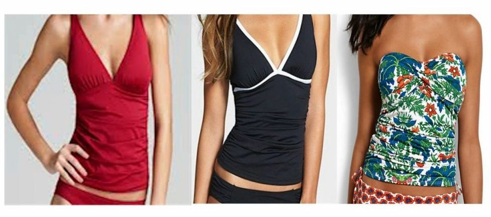 Tankinis, Summer Travel Essentials for Packing Light, Tommy bahamas tankini