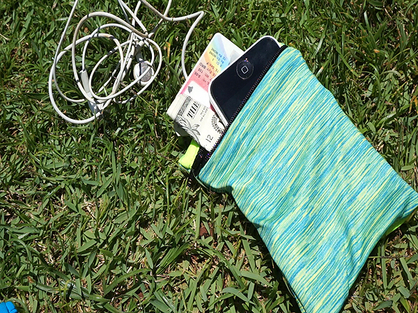 Bangees Touch Phone Wrist Wallets