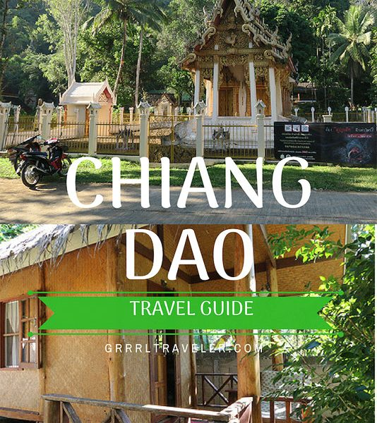 48 hours in chiang dao, things to do in chiang dao, chiang dao travel guide