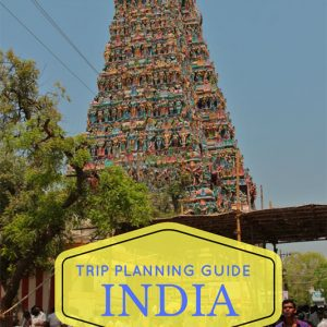 Planning a trip to India, Things you should know