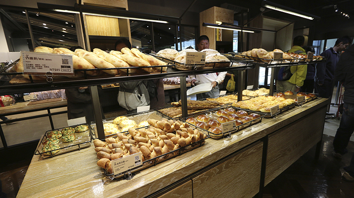 Taiwanese bakeries, Taipei Eats