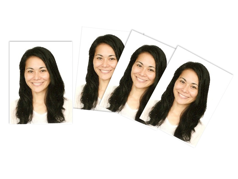 copies of passport photos